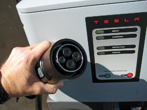 Tesla connector image